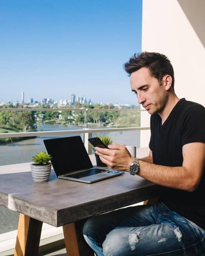 Lewis Mocker – Infinite Prosperity
